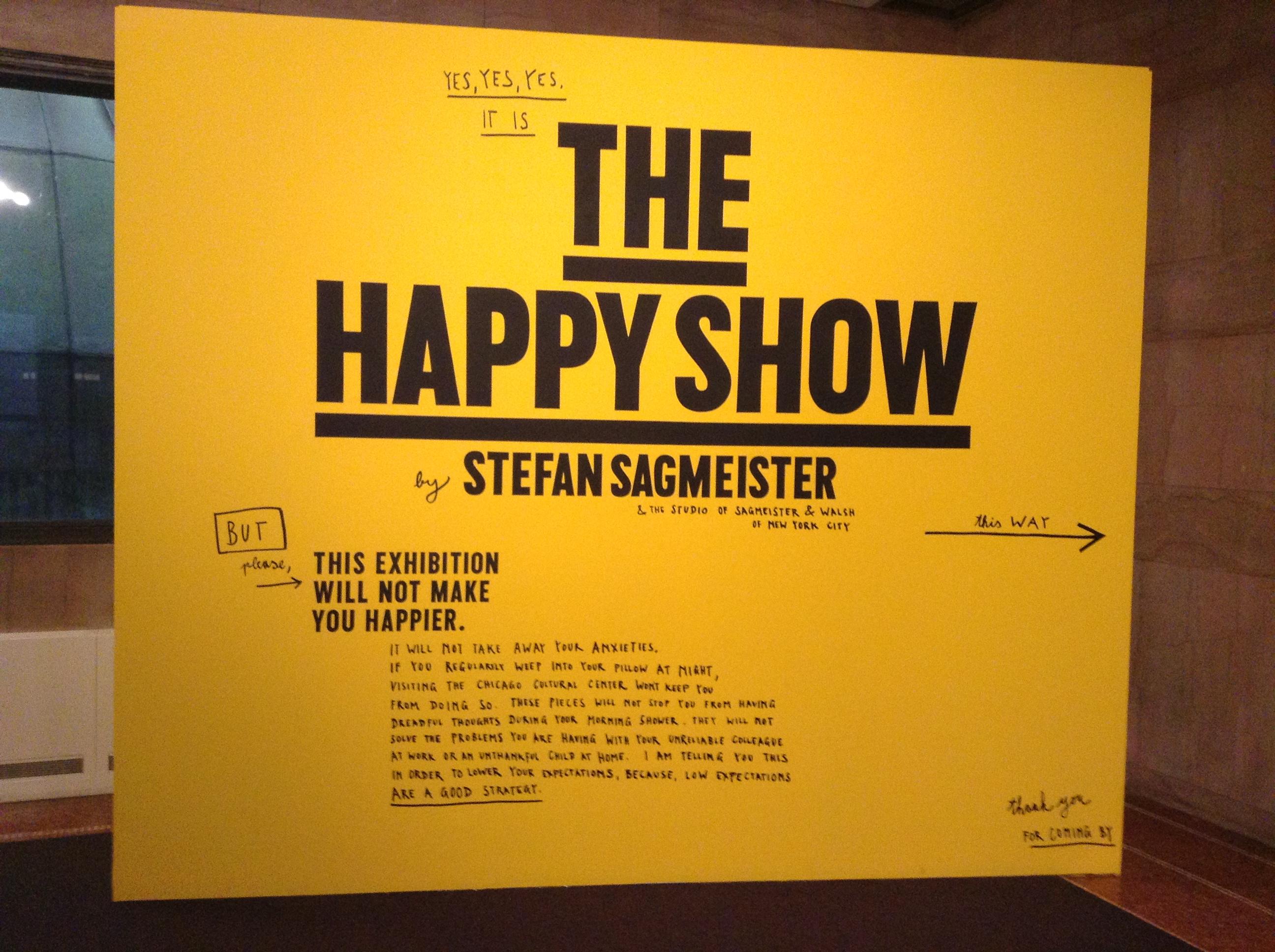 Stefan sagmeister work