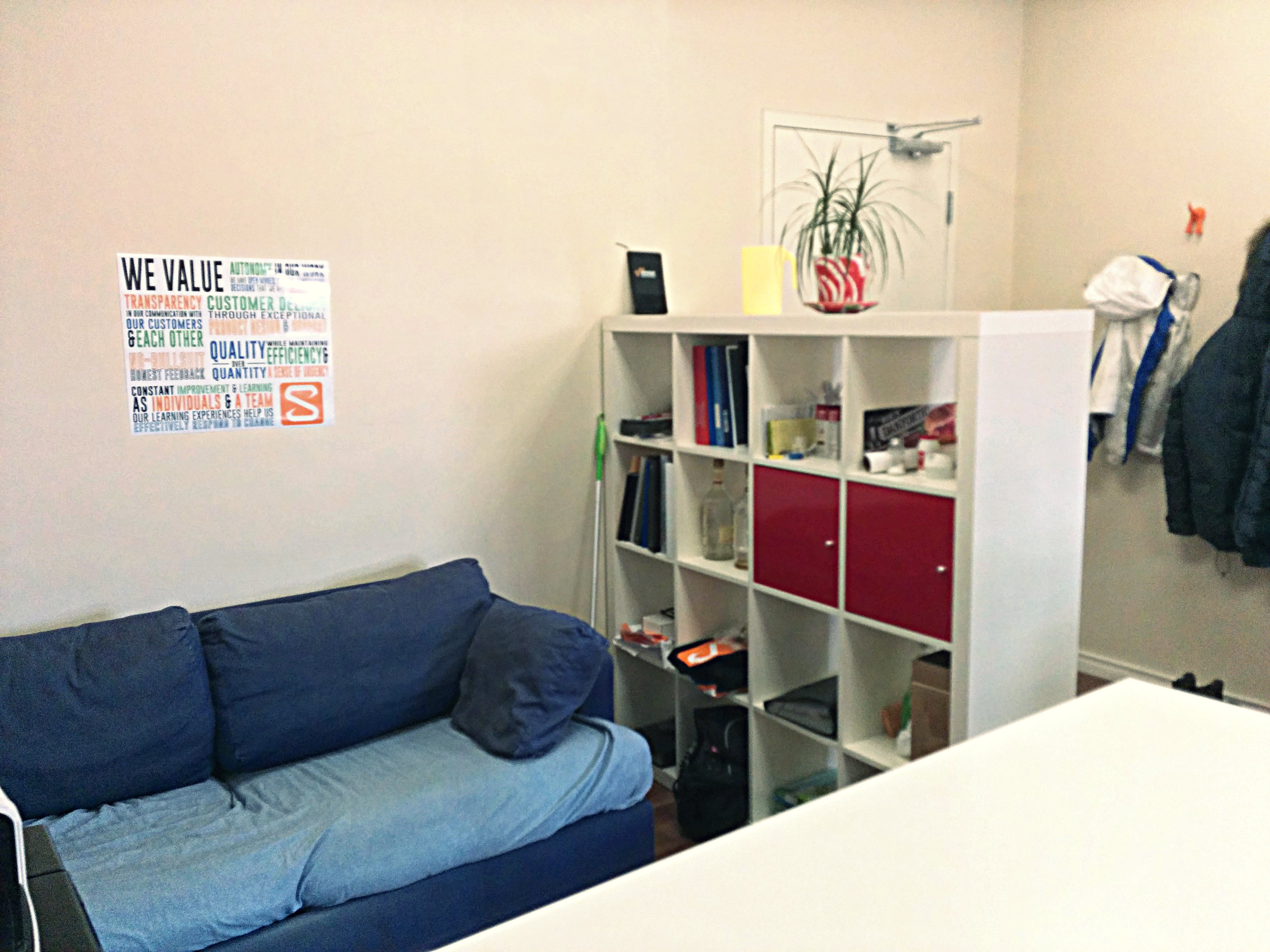 office layout sitting area