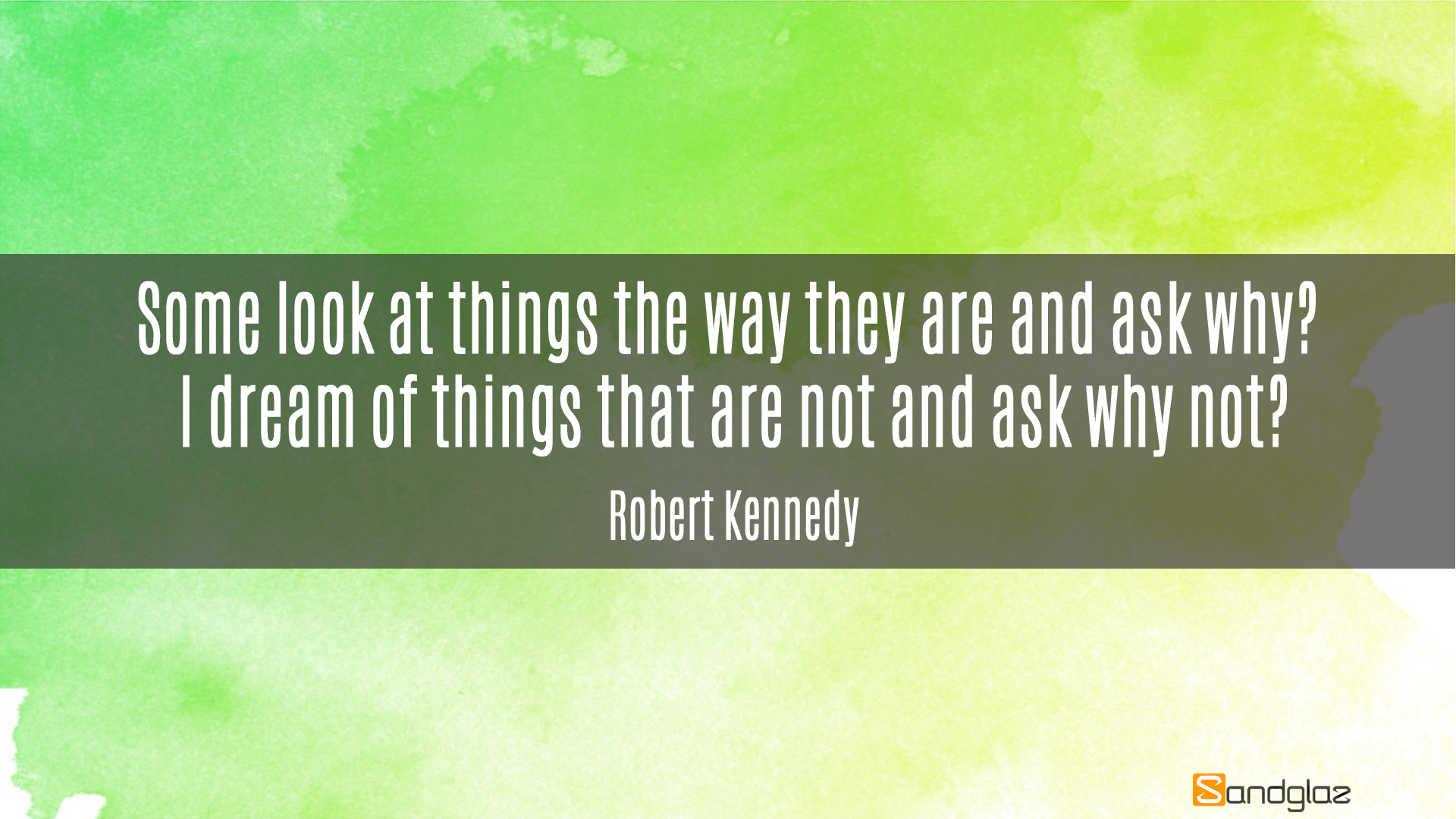 Robert Kennedy Quote Free Wallpaper Download