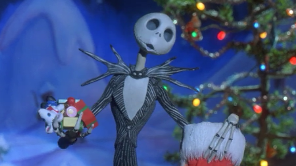 Nightmare before Christmas business and leadership
